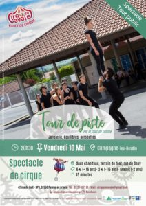 """Spectacle """"Tour de piste"""" @ Campagne les Hesdin"""