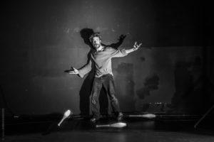 «IWanDé (histoire d'un corps)» par la Cie Le Cirque Inachevé @ Conchy-sur-Canche